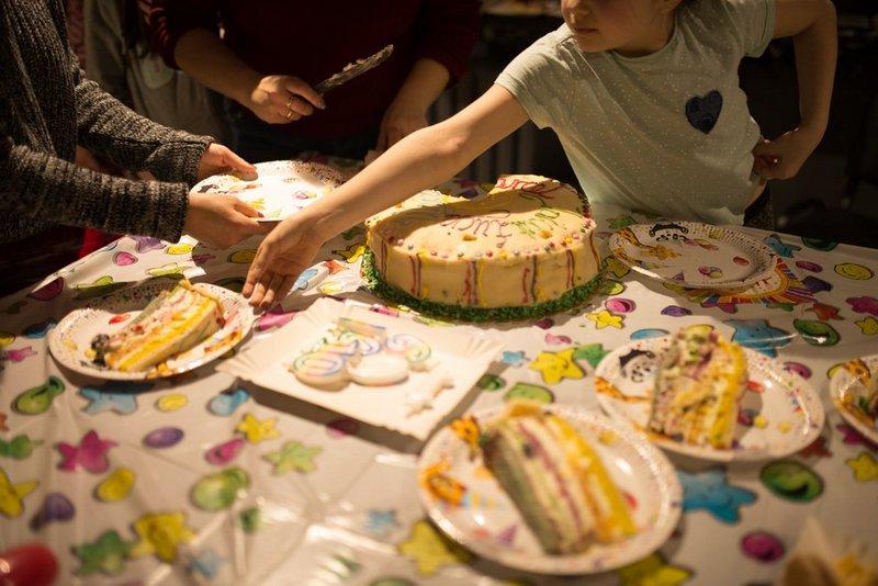 Tort urodzinowy na strzelnicy